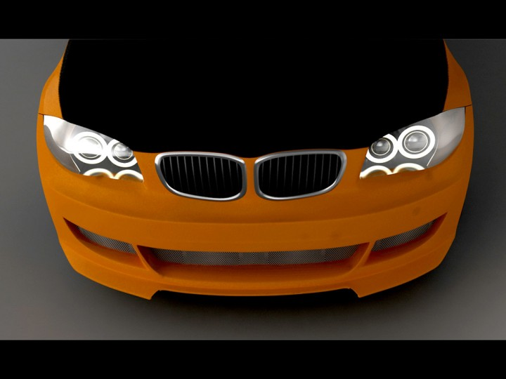 Car texturing tutorial using unwrap UVWs