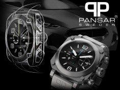 Pansar launches Transportation Design-inspired watches