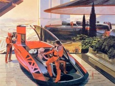 "Syd Mead: ""The Future Starts Right Now"""