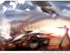 Terra Prix 2085 Design Competition