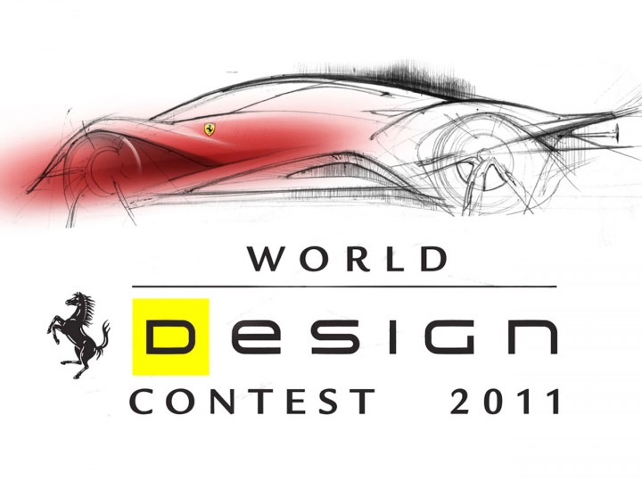 Ferrari World Design Contest enters second stage