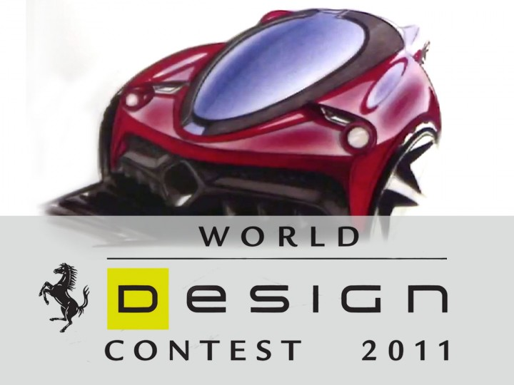 Ferrari World Design Contest 2011: design schools videos