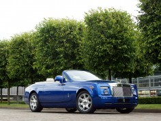 Rolls-Royce unveils Phantom Drophead Coupé one-off