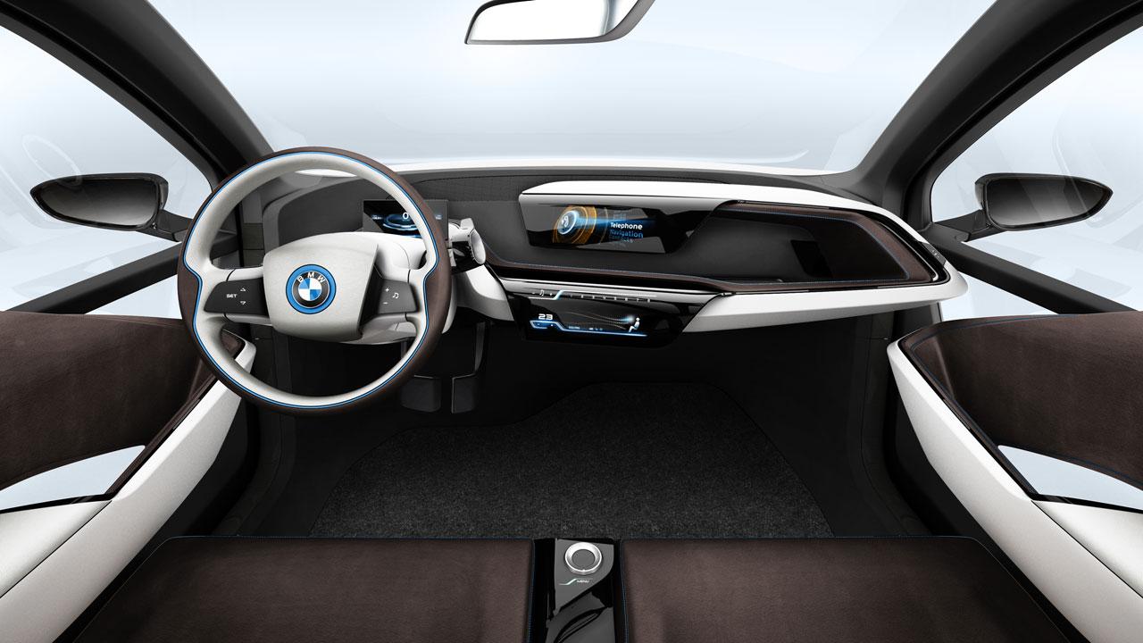 Bmw I3 Concept Interior Car Body Design