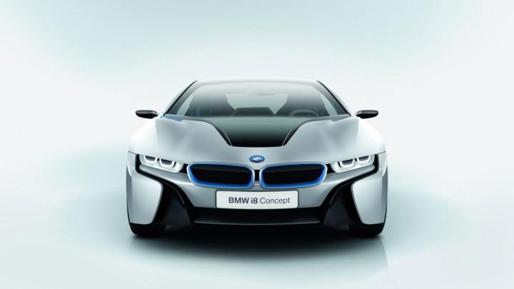 Bmw I8 Concept Car Body Design