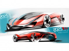 Ferrari World Design Contest 2011: the results