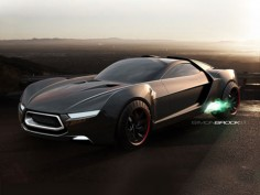 Ford presents Mad Max Interceptor Concepts at Melbourne Show