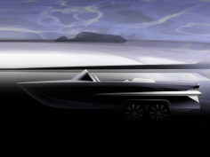 Infiniti QX56-Powered Boat Concept