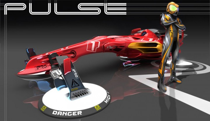 PULSE by Harald Belker - preview image