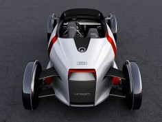 Audi Urban Concept Spyder: new images