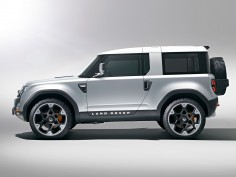 Land Rover DC100 Concept preview