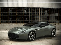 Aston Martin V12 Zagato confirmed for production