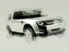 Land Rover DC100 Concept: design videos
