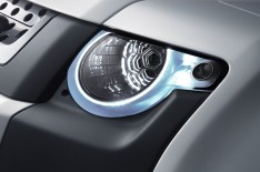 Land Rover DC100 Concept Headlight