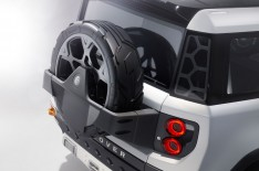 Land Rover DC100 Concept Spare Wheel