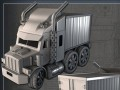 Mini Semi Truck modeling tutorial