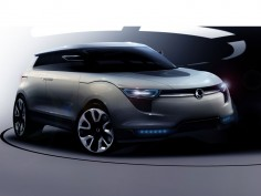 Ssangyong XIV-1 Concept preview