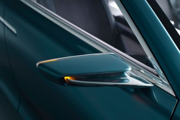 Volvo Concept You Side mirror