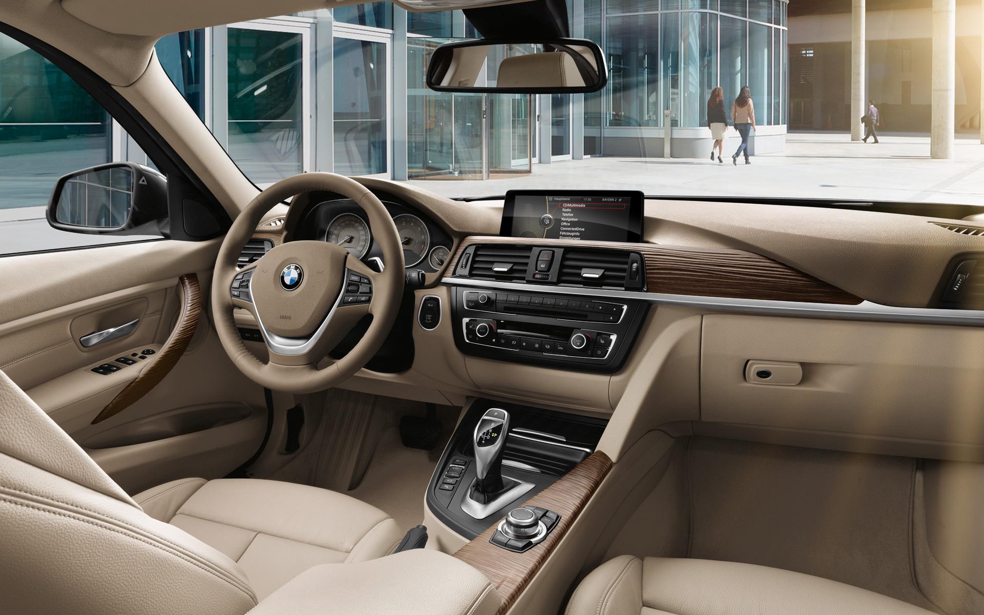 Bmw 3 Series F30 Interior Car Body Design