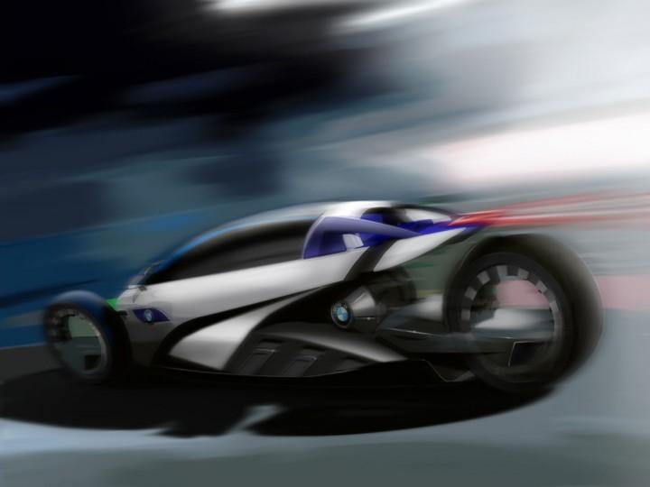 BMW i1 Concept - Car Body Design
