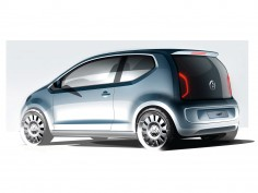 Volkswagen Up!: the design