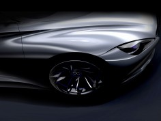 Infiniti previews new concept ahead of 2012 Geneva Show