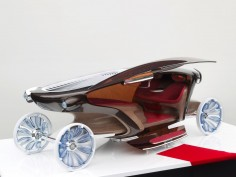 Maybach Berline Concept: new images