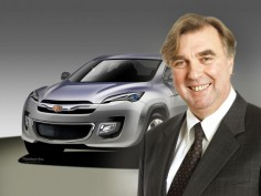 Peter Horbury appointed Geely Senior VP of Design
