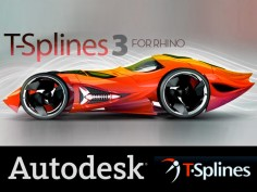 Autodesk acquires T-Splines technology