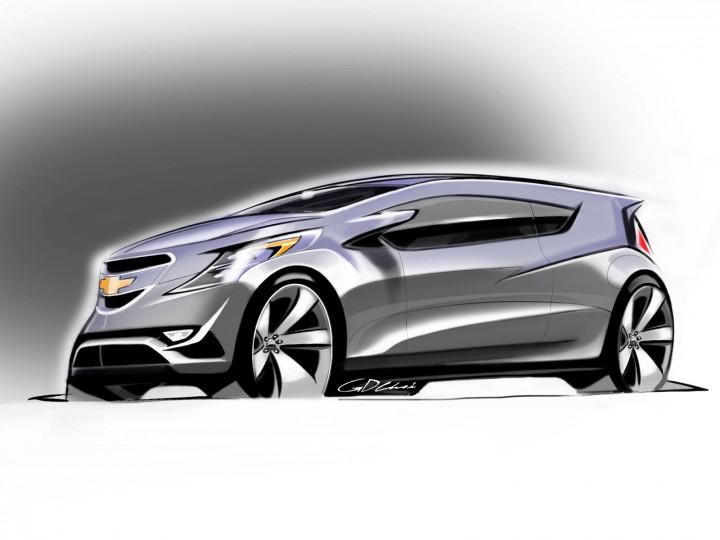Chevrolet Spark The Design
