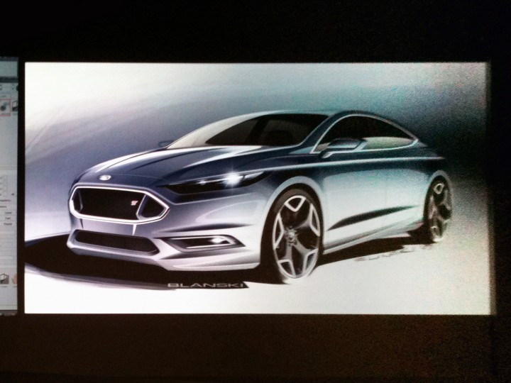Interview With Ford Fusion Exterior Designer Dillon Blanski