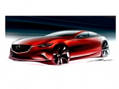 Mazda Takeri Concept: new images