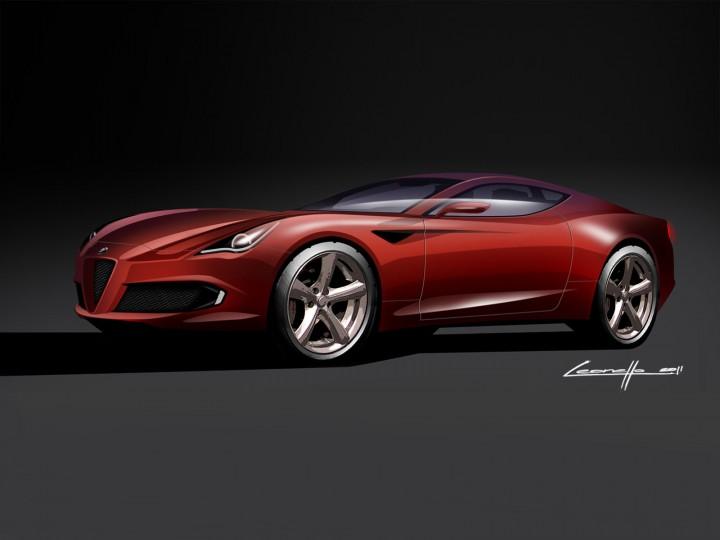 Photoshop Car Rendering Tutorial - Car Body Design