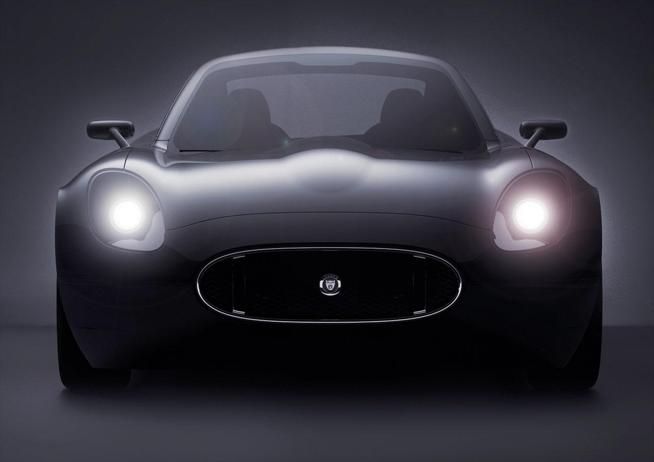 Jaguar E Type Concept By Laszlo Varga