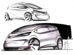Tata Megapixel Concept: design sketches and story