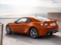 Toyota GT86: design story