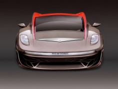 Bertone previews Nuccio one-off prototype