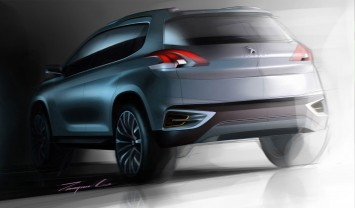 Peugeot Urban Crossover Concept Design Story Car Body