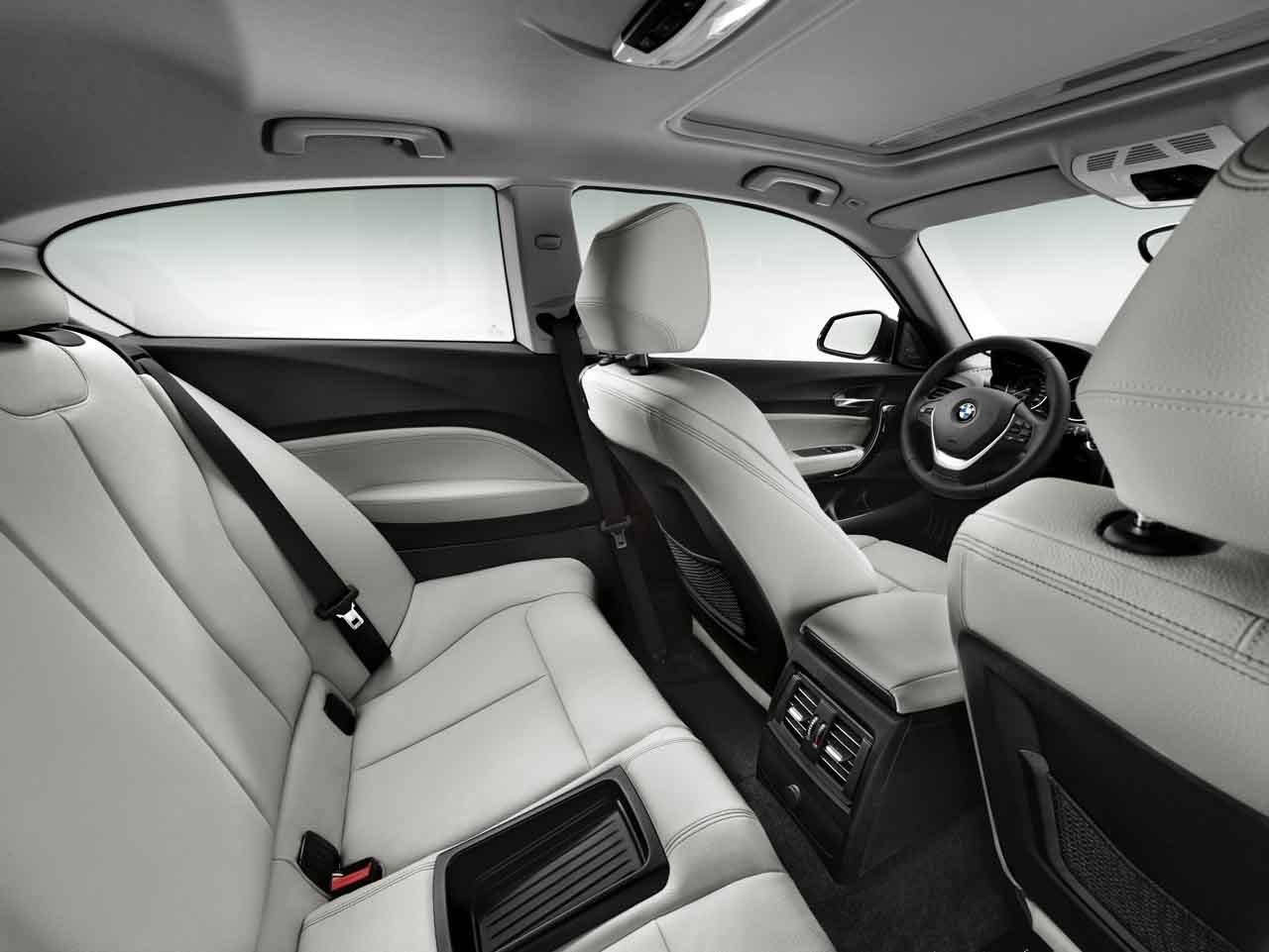 bmw three-door 1 series - interior - car body design