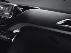 Peugeot 208 - Interior Design Rendering