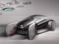 Future Car Design Competition: the results