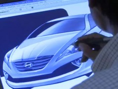 Design boss plans Hyundai