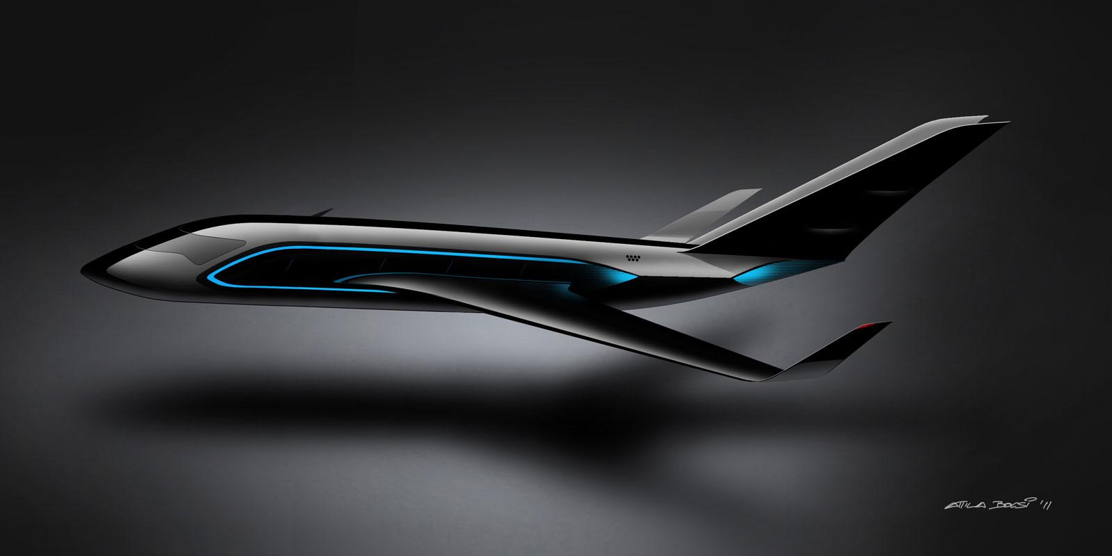 World Car Kia >> Peugeot Concept Jet HX1 rendering - Car Body Design
