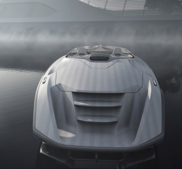 Peugeot Concept Powerboat