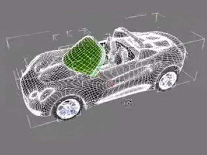 Lotus Elise 3D modeling tutorial