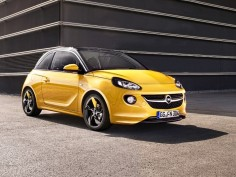 Opel Adam: first images