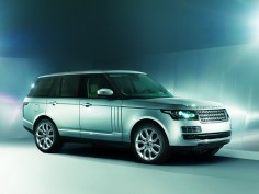 The all-new 2013 Range Rover