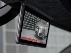 Audi to introduce the digital rear-view mirror