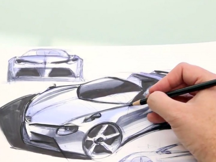 The Five Minute Car Design By Road Track Car Body Design