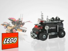 Lego launches Vehicle Design Contest for upcoming movie